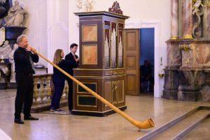 Meisterkonzert mit Horn und Orgel