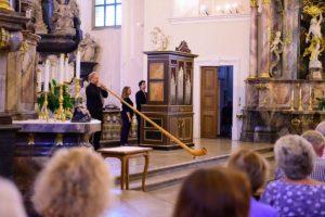 Meisterkonzert 2019 Horn & Orgel