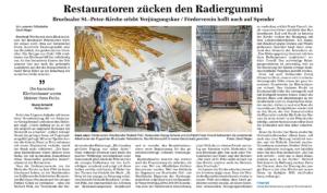 Quelle Bruchsaler Rundschau, 19.05.21, Seite 2